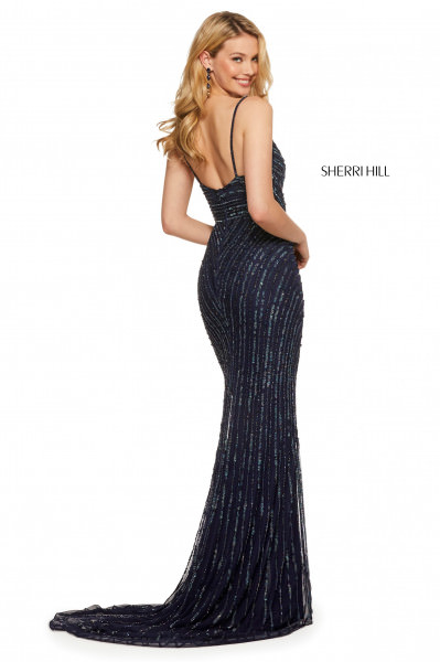 Sherri Hill 53037 Has Straps picture 1