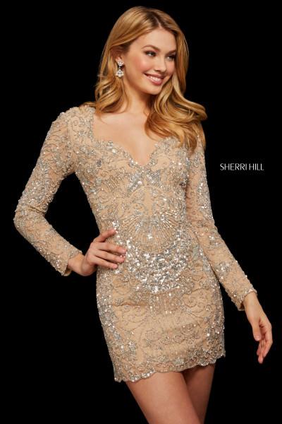 Sherri Hill 53056