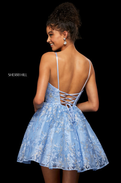 Sherri Hill 53074 Short picture 3