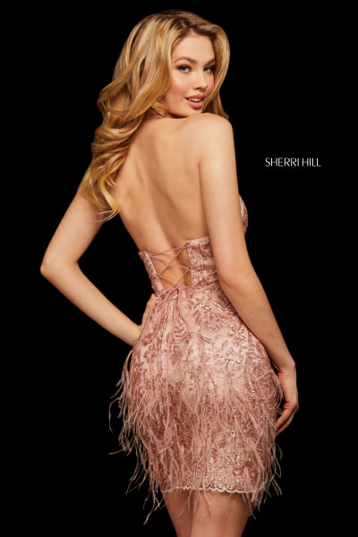 Sherri Hill 53096 High Neck picture 1