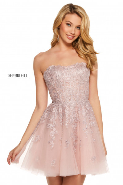Sherri Hill 53099 Ball Gowns picture 2