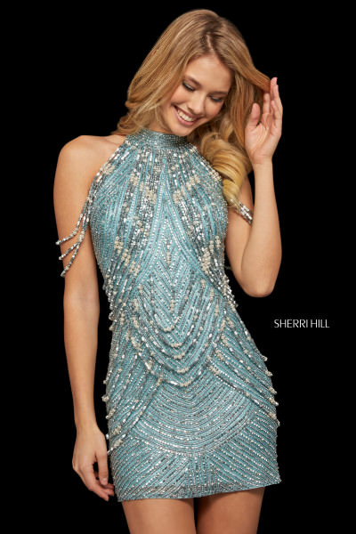 Sherri Hill 52098 Fitted picture 2