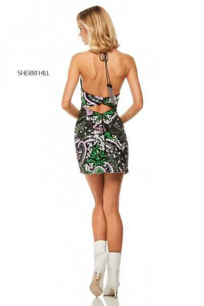 Sherri Hill 52214 Fitted picture 2