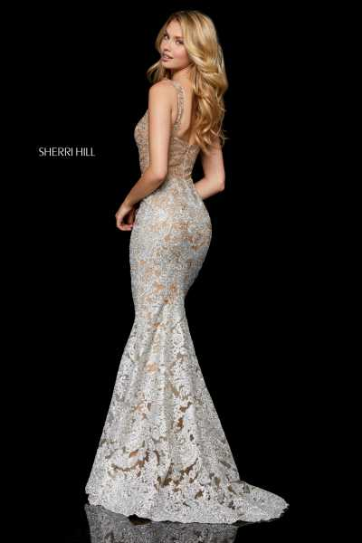 Sherri Hill 52242 Has Straps picture 1