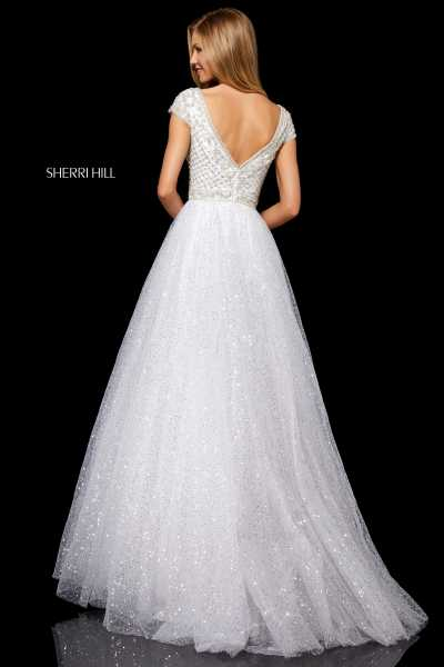 Sherri Hill 52276 High Neck picture 1