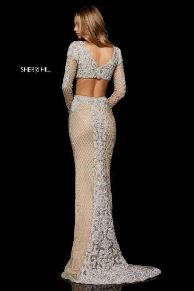 Sherri Hill 52325 High Neck picture 1