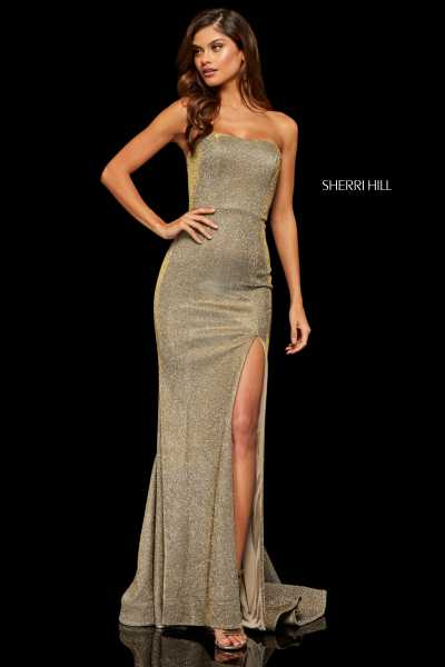 Sherri Hill 52362 Fitted picture 2