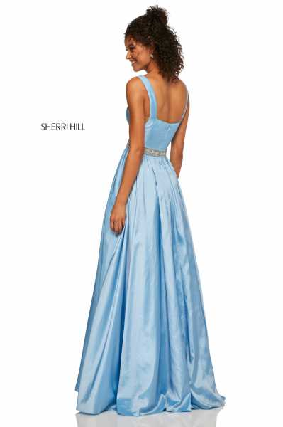Sherri Hill 52414 V-Shape picture 1