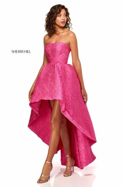 Sherri Hill 52418 Fitted picture 2