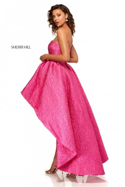 Sherri Hill 52418 High-Low picture 3