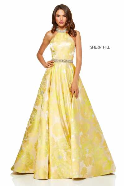 Sherri Hill 52425 Ball Gowns picture 2