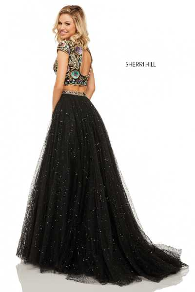 Sherri Hill 52435 Two Piece picture 2