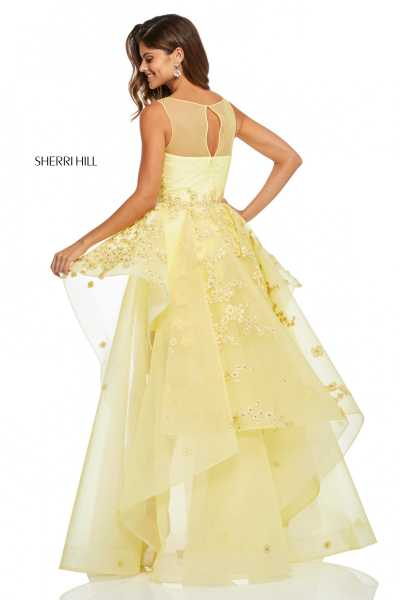 Sherri Hill 52447 Fitted picture 2