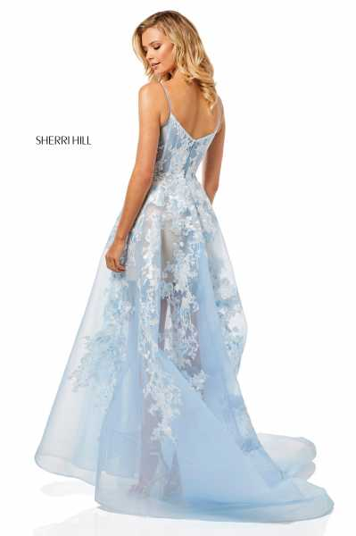 Sherri Hill 52448 Has Straps picture 1