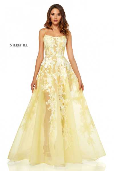 Sherri Hill 52448 Long picture 3