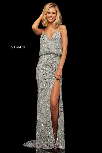 Sherri Hill 52452 Fitted picture 2