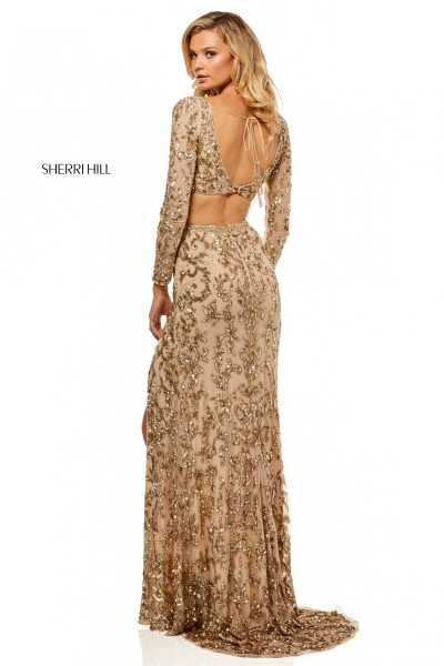 Sherri Hill 52459 Two Piece picture 2