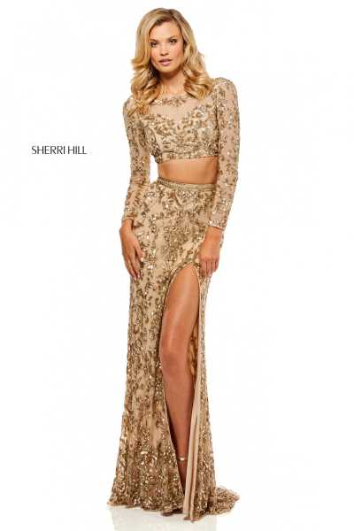 Sherri Hill 52459 Long picture 3
