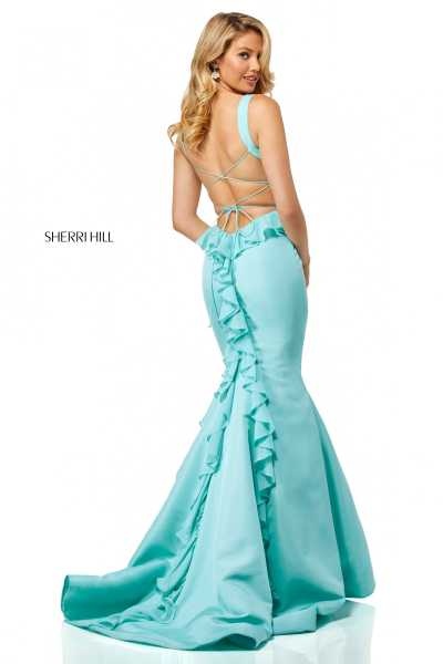 Sherri Hill 52465 Has Straps picture 1