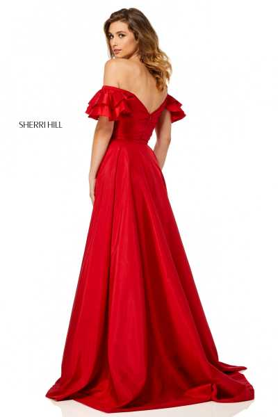 Sherri Hill 52469 Fitted picture 2