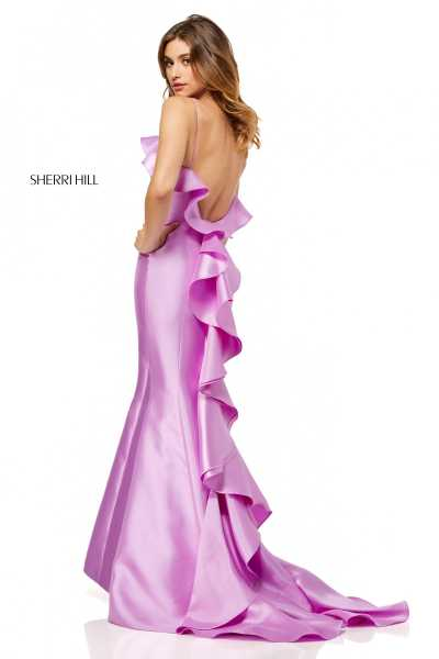 Sherri Hill 52471 Has Straps picture 1