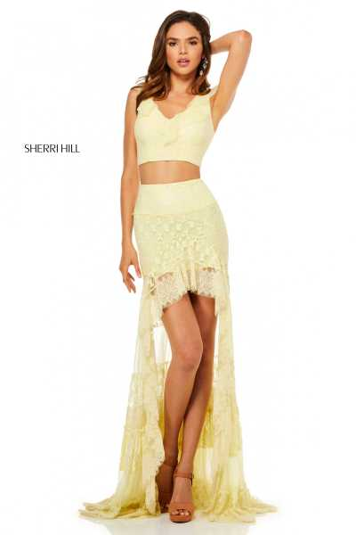 Sherri Hill 52472  picture 14