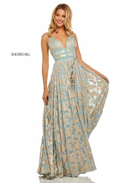 Sherri Hill 52474  picture 7