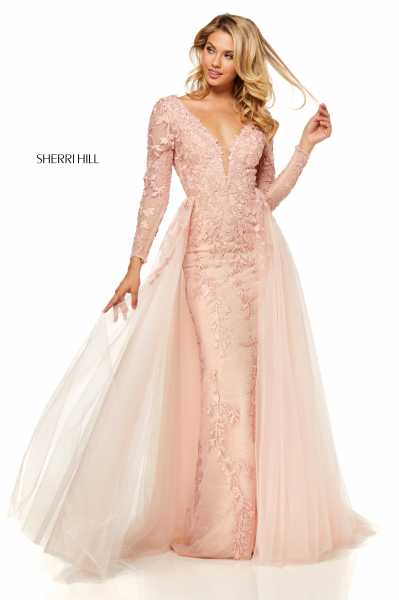 Sherri Hill 52476 Fitted picture 2