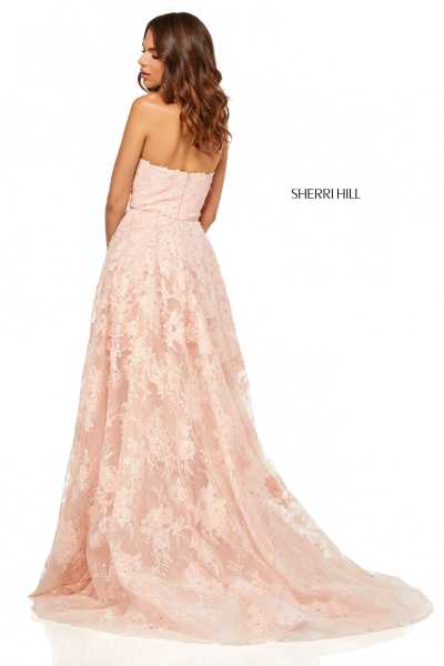 Sherri Hill 52477 Strapless picture 1