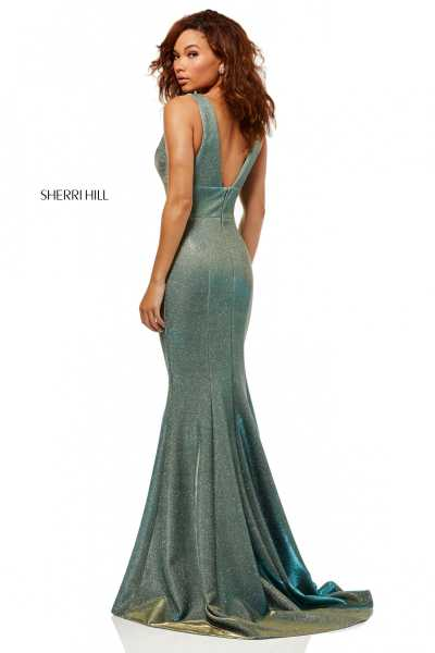 Sherri Hill 52480 V-Shape picture 1