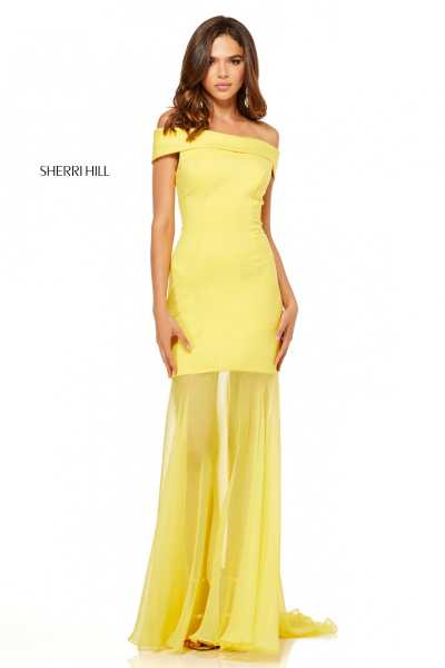 Sherri Hill 52482 Fitted picture 2