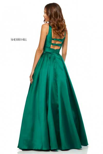 Sherri Hill 52502 V-Shape picture 1