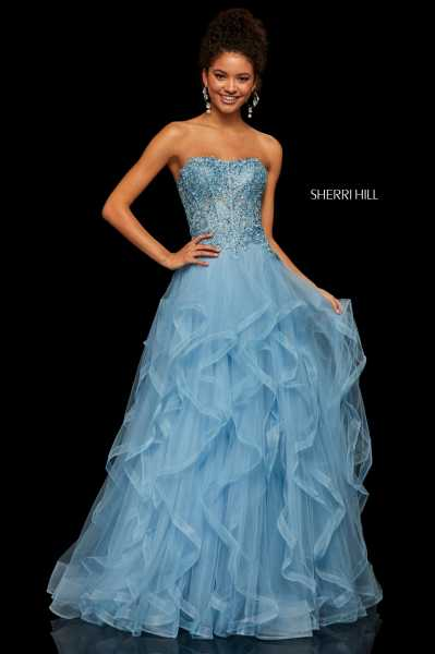 Sherri Hill 52504 Ball Gowns picture 2