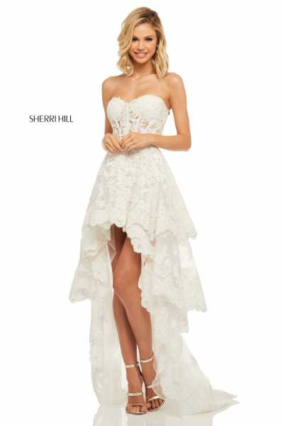 Sherri Hill 52513 Fitted picture 2