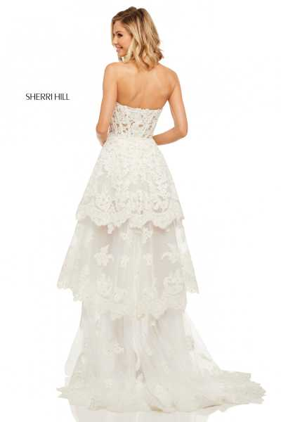 Sherri Hill 52513 High-Low picture 3