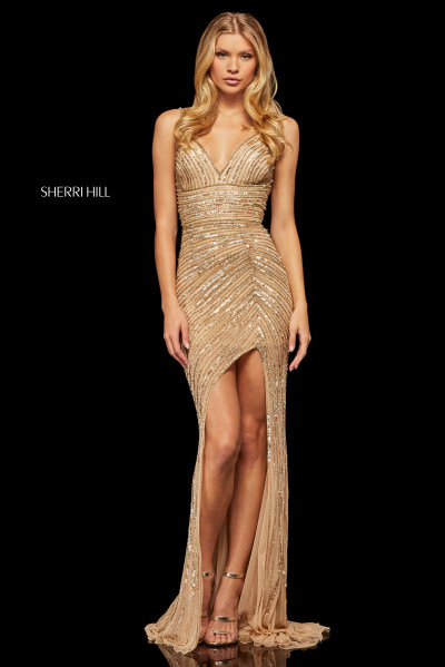 Gold Prom Dresses Formal Homecoming Long Or Short