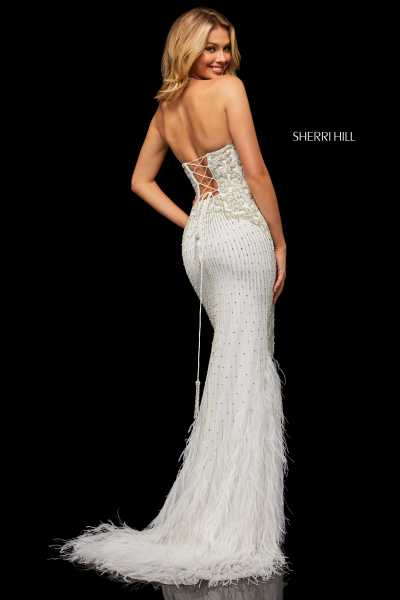 Sherri Hill 52517 High Neck picture 1