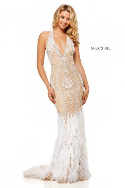 Sherri Hill 52518 Fitted picture 2