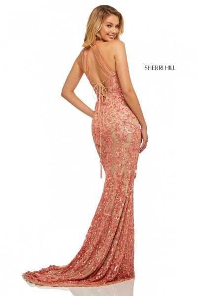Sherri Hill 52527 Fitted picture 2