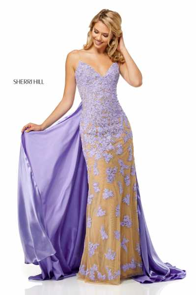 Sherri Hill 52538 Fitted picture 2