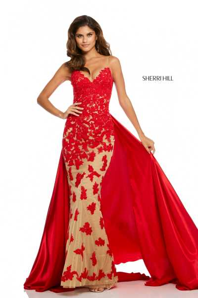 Sherri Hill 52538 Long picture 3
