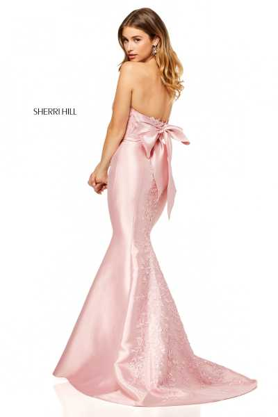 Sherri Hill 52544 Strapless picture 1