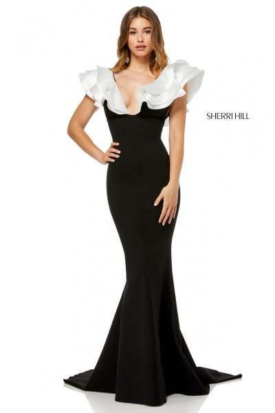 474aabd767 Black and White Prom Dresses | Free Shipping