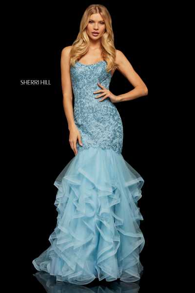 Sherri Hill 52560 Mermaid picture 2