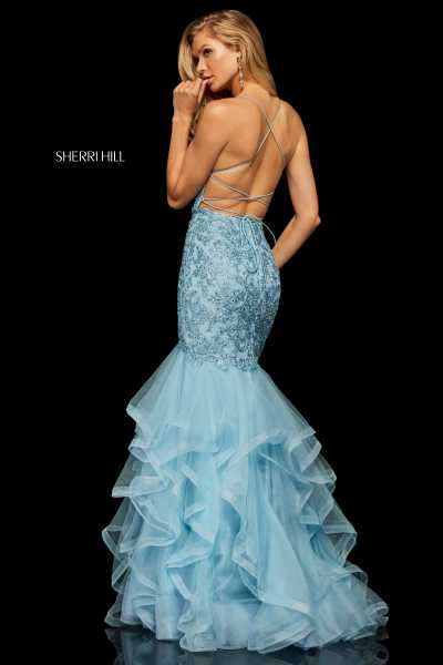 Sherri Hill 52560 Long picture 3