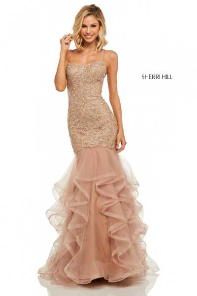 Sherri Hill 52560  picture 4