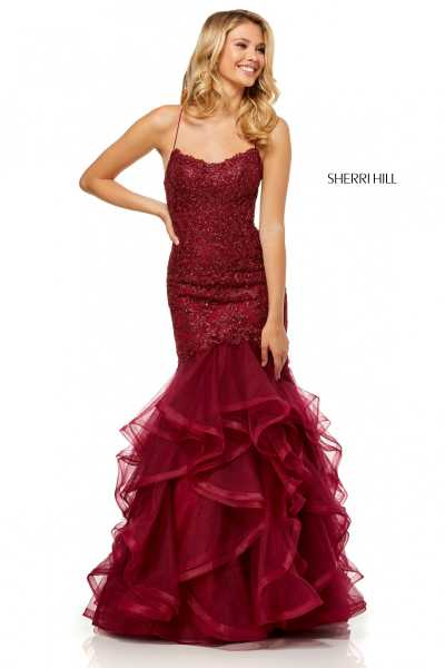 Sherri Hill 52560  picture 6