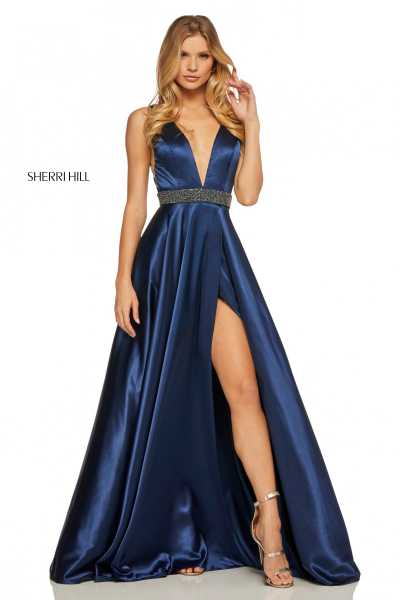 Sherri Hill 52564 V-Shape picture 1