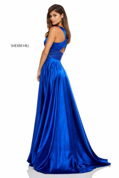 Sherri Hill 52566 High Neck picture 1