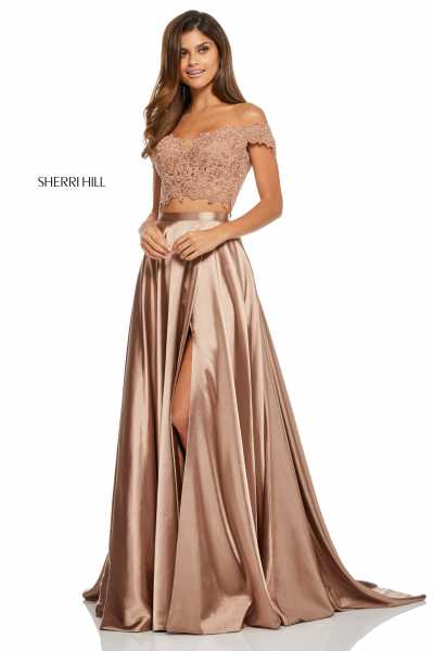 Sherri Hill 52567 Fitted picture 2